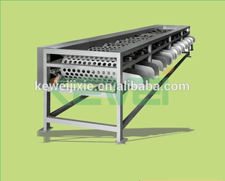 sweet potato processing machinery