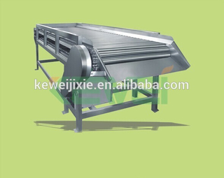 stainless steel vegetable sorting machine/potato sorting machine/potato sorter