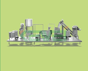 Chinese wolfberry production line