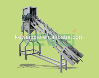 coconut half-cutting and collecting water extracting machine