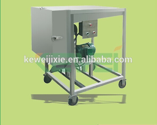 KW-500 model slicing machine for fruit and vegetable