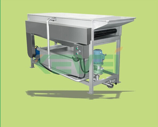 Fruit and vegetable cleaning machine & carrot / potato washing machine