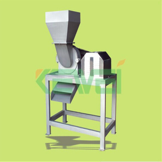 Industrial fruit crusher machine / ginger processing machine